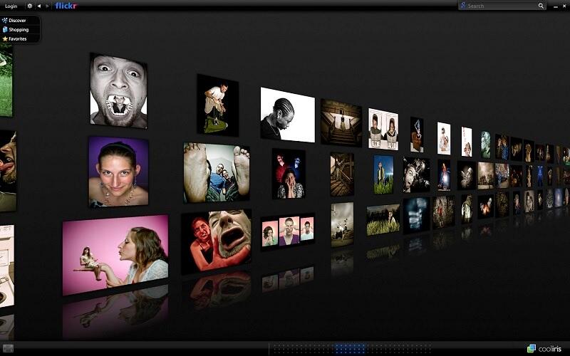 iphoto tabs